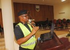 A Day's Workshop for UMaT Staff on Road Spot Fines