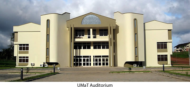 University Mines and Technology Main Auditorium