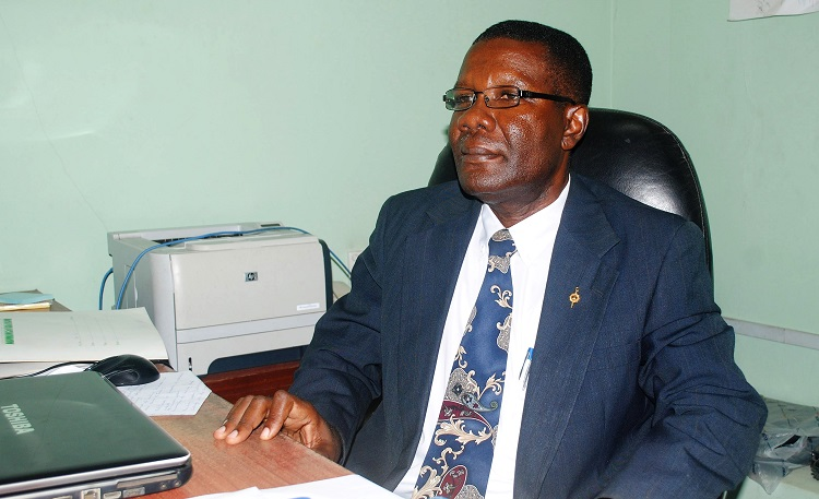 Assoc Prof Victor A. Temeng appointed Pro Vice Chancellor of the University of Mines and Technology, Tarkwa
