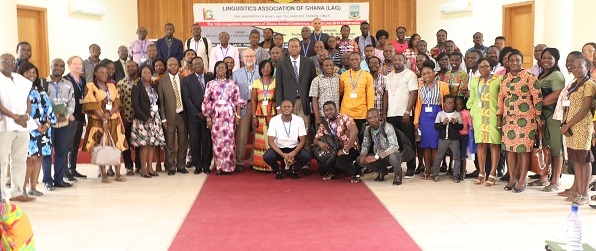 The 2019 Linguistics Association of Ghana (LAG) Conference  Has been Held at UMaT