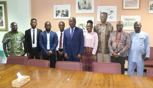 UMaT to Collaborate with Cocobod to Combat Cocoa Diseases and Pests