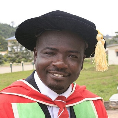 Assoc Prof Bernard Kumi-Boateng Appointed a Visiting Professor at the University of the Gambia