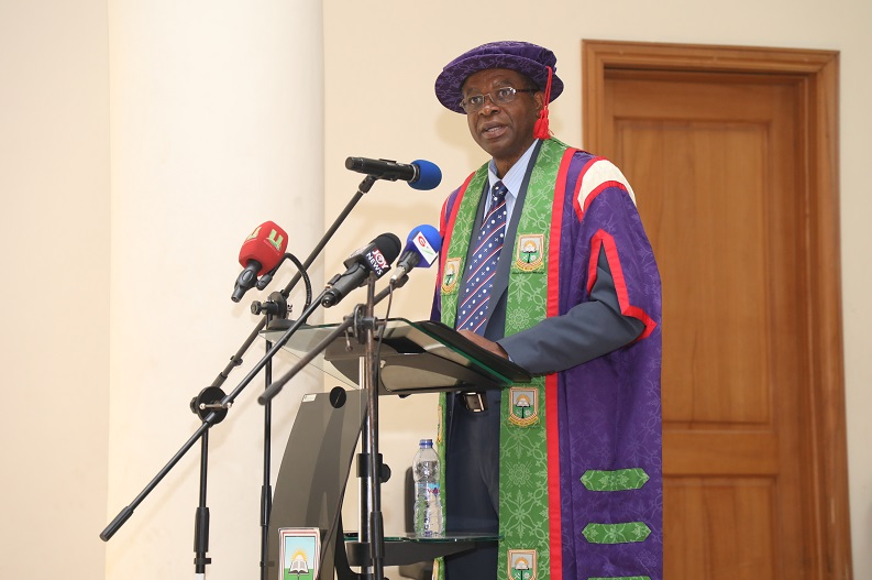 UMaT Holds Her 15th Matriculation Ceremony
