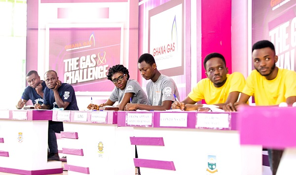 UMaT Team Wins the Ghana Gas Challenge Zone Two Quiz Competition